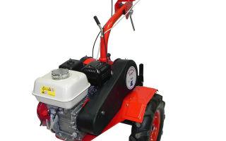 Мотоблок Салют 5Х 5,5 Honda 160. Обзор, характеристики, отзывы