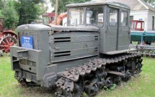 Трактор Т-74. Обзор, характеристики, особенности применения и эксплуатации