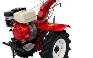 Мотоблоки Shtenli 1100. Обзор, характеристики, отзывы владельцев