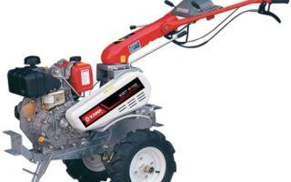 Мотоблоки Кама. Обзор модельного ряда, характеристики, навесное оборудование, инструкции