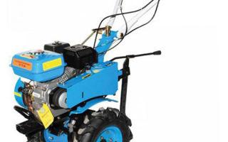 Обзор бензинового мотоблока Прораб GT 710 SK. Видео работы, харакеристики, отзывы