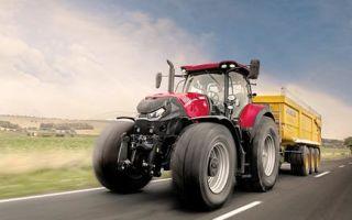 Трактора Case-эффективная мощность. Обзор модельного ряда, видео, отзывы