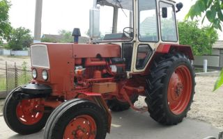 Тракторы ЮМЗ. Обзор, характеристики, особенности применения и эксплуатации