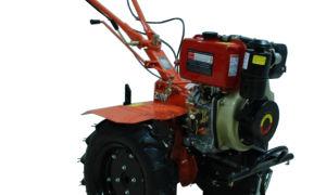 Мотоблоки Зубр HT-135. Обзор, характеристики, отзывы владельцев