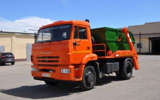 КамАЗ-43253: описание грузовика, технические и эксплуатационные характеристики