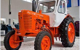 Популярные трактора Беларусь МТЗ-50 и МТЗ-52. Описание, характеристики, видео