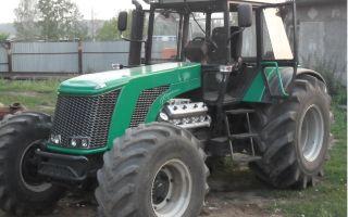Трактора Бизон. отзывы, обслуживание, видео работы