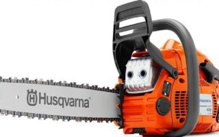 Обзор бензопилы Husqvarna 450e II. Технические характеристики. Особенности использования и техника безопасности