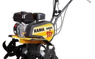 Мотокультиваторы КАМА. Модельный ряд, характеристики, отзывы владельцев