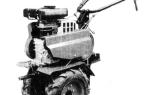 Устройство и ремонт мотоблока ОКА