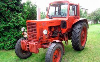 Обзор трактора МТЗ-82. Конструкция, обкатка, эксплуатация, видео