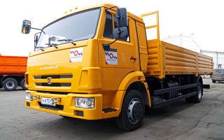 КамАЗ-4308: описание, технические и эксплуатационные характеристики