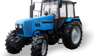 Обзор трактора Беларус МТЗ-1221. Конструктивные особенности, видео, отзывы о работе