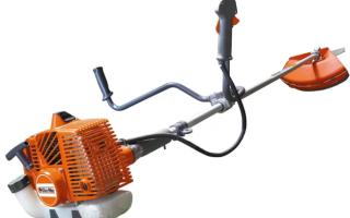 Обзор триммера Oleo Mac Sparta 25. Технические характеристики. Основные правила и меры предосторожности при работе