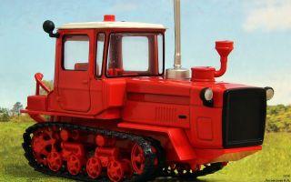 Обзор трактора ДТ-175 «Волгарь».  Характеристики, устранение неполадок, видео работы, отзывы