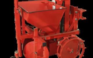 Выращивание картофеля мотоблоком НЕВА. Обзор навесного оборудования для посадки и уборки картофеля