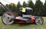 Прочная и надежная газонокосилка Husqvarna LB155S. Характеристики модели, особенности, преимущества, видео и отзывы