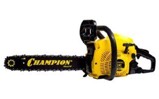 Бензопила Champion 241-16. Технические характеристики и правила эксплуатации