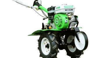 Мотоблоки Aurora Gardener 750 Smart. Обзор, характеристики, отзывы владельцев