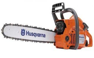 Обзор бензопилы Husqvarna 137. Технические характеристики. Особенности использования и техника безопасности