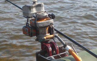 Лодочный мотор из бензопилы. Как сделать своими руками