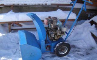 Снегоуборщик из бензопилы: советы и рекомендации по созданию