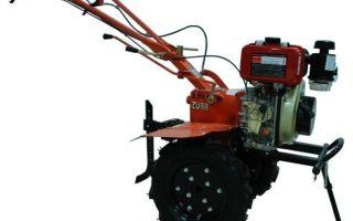 Мотоблоки Зубр HT-105. Обзор, характеристики, отзывы владельцев