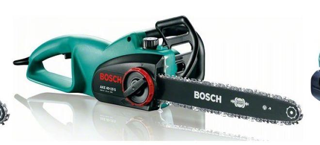 Электропила Bosch. Обзор модельного ряда, характеристики, отзывы