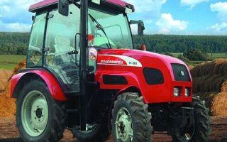 Трактор Т-50. Обзор, характеристики, особенности применения и эксплуатации