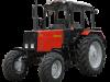 Обзор модельного ряда тракторов «Беларус» Минского тракторного завода.