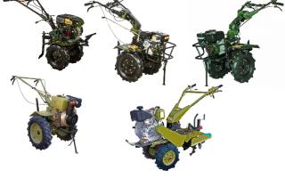Мотоблоки Zirka. Обзор модельного ряда, характеристики, навесное оборудование, инструкции