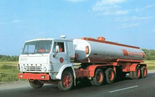 КамАЗ-5410: легендарная модель грузовика. Технические и эксплуатационные характеристики