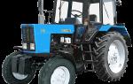 Обзор трактора МТЗ-80. Конструкция, эксплуатация и ремонт, видео, отзывы