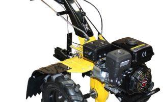 Обзор мотоблоков  c пониженной скоростью движения «Целина» НМБ-603. Характеристики, навесное оборудование, видео работы, отзывы владельцев