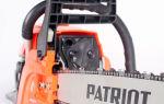 Описание бензопилы Patriot PT-4518 imperial. Инструкция по эксплуатации и обслуживанию. Отзывы владельцев