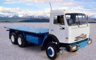 Камаз 53228. Особенности модели, характеристики,  видео обзоры и отзывы
