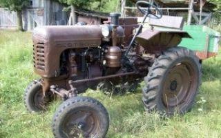 Обзор трактора ДТ-20. Характеристики модели, видео работы, отзывы владельцев