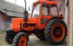 Техника из прошлого – трактор ЛТЗ-55. Обзор модели, видео работы, характеристики и отзывы