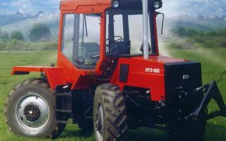 Трактор ЛТЗ-155. Описание, характеристики, техобслуживание, видео, отзывы