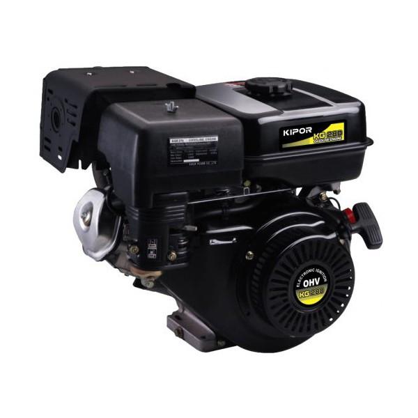 Двигатель Kipor KG280 на мотоблок МТЗ-09Н
