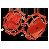 Колеса и грунтозацепы для мотоблока Нева. Обзор, описание, назначение, отзывы