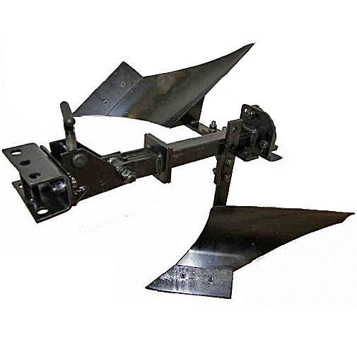 Сцепка МК для работы с окучником ОН-2 и плугом КРОТ