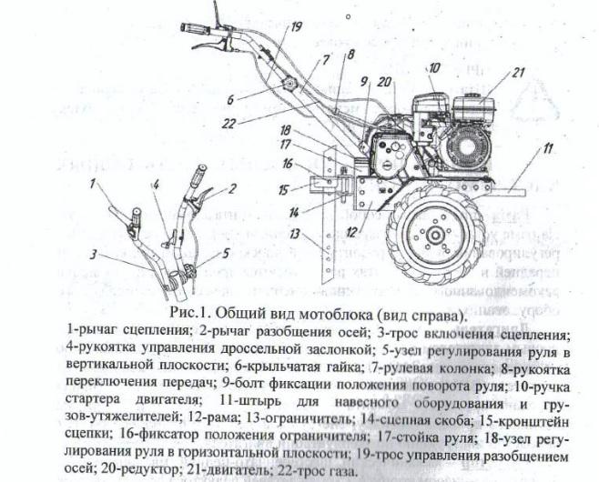 Схема редуктора мотоблока нева фото 287