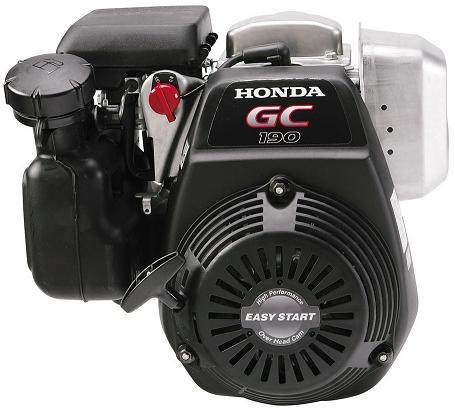 Двигатель Honda GC 190 OHV для мотоблока 5Х