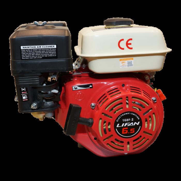 Двигатель Lifan 6.5 для мотоблока Салют 5 Л 6.5