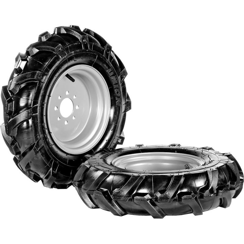 Пневматические колеса 650 мм для мтоблока Салют 100 Л 6,5