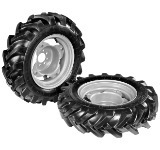 Пневматические колеса для мотоблока Салют 100