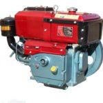 Дизельный двигатель R190