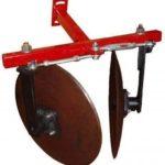 Дисковый окучник для мотоблока Пахарь