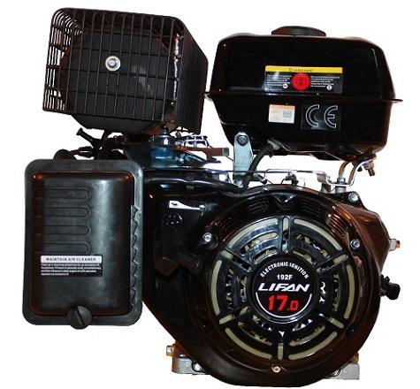 Двигатель 192F для мотоблока Рысь
